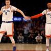 Kristaps Porzingis Admits Phil Jackson Has Made Mistakes with Carmelo Anthony