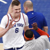 Kristaps Porzingis Wants to Remain in New York, But Knicks Don't Know Why He Skipped Exit Meet