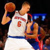 Kristaps Porzingis Dealing with Back Spasms, Knicks Unsure if He'll Play Again This Season