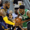 Celtics Rookie Jaylen Brown Will Happily Defend LeBron James…and the Cavaliers' Waterboy, Too