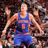 Kristaps Porzingis' Brother Says He Wants to Stay with New York Knicks