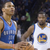 Kendrick Perkins Says Kevin Durant and Russell Westbrook are on Speaking Terms