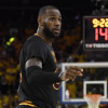 LeBron Becomes First Player in NBA Finals History to Average a Triple-Double