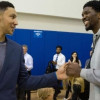 Simmons & Embiid Officially Out for Summer League
