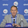 Sixers GM Bryan Colangelo Says Philadelphia is Open to Trading No. 3 Pick in NBA Draft