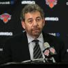 New York Knicks Owner James Dolan Maintains He's Not Meddling in Basketball Decision
