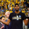 Kevin Durant Doesn't Want You to Call Golden State Warriors a Superteam