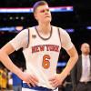 Phil Jackson Admits New York Knicks Are Open to Trading Kristaps Porzingis
