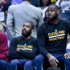 Kyrie Irving Says He 'Couldn't Be More Proud' of LeBron James After Cavs' Game 5 Letdown