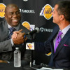 Rob Pelinka and Magic Johnson Want Two NBA Superstars to Join Lakers' Current Core