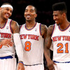 Iman Shumpert and J.R. Smith Are Certain Carmelo Anthony Wants to Stay with Knicks