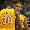 Lakers Offered Two 1st Round Picks, Clarkson or Randle for George
