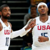 Carmelo for Kyrie Irving Trade Highly Unlikely