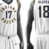 Pacers Unveil New Uniforms for 2017-18