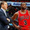 Bulls GM Gar Forman Echoes Head Coach Fred Hoiberg, Says Chicago Won't Buyout Dwyane Wade