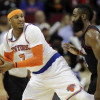 Houston Rockets Prioritizing Carmelo Anthony Trade Following James Harden Extension