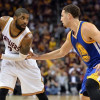 Cavs Called Warriors for Irving for Klay Swap