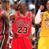 Jordan Ranks Kobe Ahead of LeBron