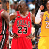 Jordan Ranks Kobe Ahead of LeBron
