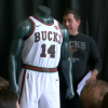 Bucks Unveil Classic Uniform For Final Game in Old Arena