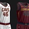 Cavaliers Release New Uniforms