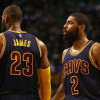 LeBron James and Kyrie Irving Met In Person for Reasons Unknown