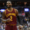 During NBA Playoffs, Kyrie Irving Went 'Days' without Talking to Cavaliers Teammates in Practice