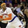 Carmelo Anthony Trade Talks Between New York Knicks and Houston Rockets Now 'Dormant'