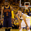 Stephen Curry was Surprised by Kyrie Irving's Trade Request…Except Not Really