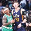 Hayward Says Thomas Was Big Part in Swaying Him to Boston