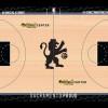 Kings Unveil New Court Design