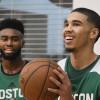Celtics President Danny Ainge Has Tempered Expectations for Jaylen Brown, Jayson Tatum in 2017-18