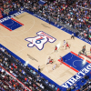 76ers Unveil Old School Court for Seven Games This Season
