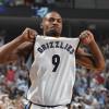Grizzlies to Retire Tony Allen No. 9 Jersey