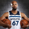 Taj Gibson Will Become 1st NBA Player to Wear No. 67