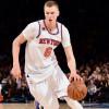 Kristaps Porzingis Plans to Defend Carmelo Anthony When Knicks Take on Thunder
