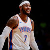 New York Knicks Voted Carmelo Anthony, Now of the Thunder, 'Teammate of the Year' for 2016-17