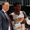 #BanInjuries: Ankle Injury Dennis Schroder Suffered in Hawks Loss to Nets Isn't Serious, But he Could Miss Time