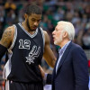 Spurs Head Coach Gregg Popovich Takes '98.75 Percent' of Blame for LaMarcus Aldridge's Previous Struggles