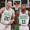 Kyrie Irving Isn't Nervous About Facing Cavaliers, in Cleveland, as Member of Celtics on Opening Night