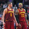 Cleveland Cavaliers Head Coach Tyronn Lue May Use Kevin Love as Full-Time Center