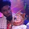 LeBron James Hosted a Halloween Party and Dressed Up as Pennywise from 'It'…and IT was Terrifying