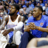 Paul George Says Oklahoma City Thunder Locker Room Already Feels like a 'Real Brotherhood'