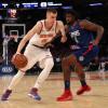 Hakeem Olajuwon Would Love to Work with Kristaps Porzingis…But Doesn't Think Knicks' Unicorn Needs His Help
