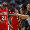 Anthony Davis Loses Mind, Gets First Career Ejection