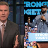 Will Ferrell Tells LeBron James to Run for President