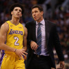 Luke Walton Wants Lonzo Ball to Know That the Los Angeles Lakers Still Have His Back
