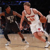 Los Angeles Lakers Reportedly Interested in Signing Former Knick Mindaugas Kuzminskas