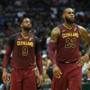 Dwyane Wade, Channing Frye Say Cavaliers Starters Need to Play Better After Loss to Hawks