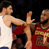 Enes Kanter Expertly Roasts LeBron James After 1st Ejection of NBA Career